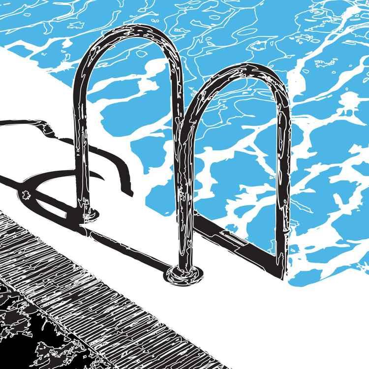Pool Steps -