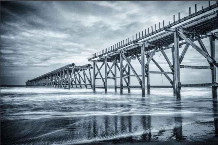 Streetley Pier -