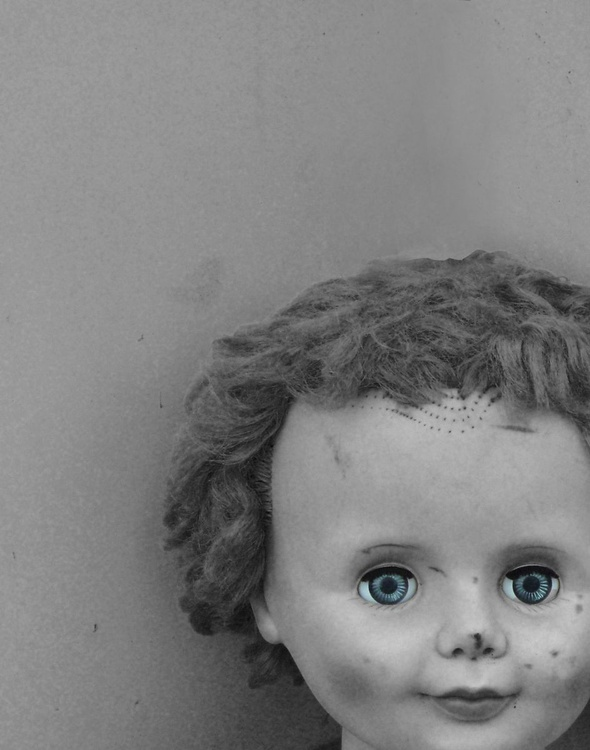 Doll's Eyes   *CAN BE SIZED TO DEMENSIONS REQUIRED - CONTACT ARTIST* - Image 0