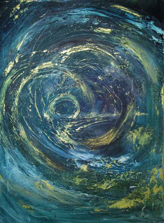 wave spiral -