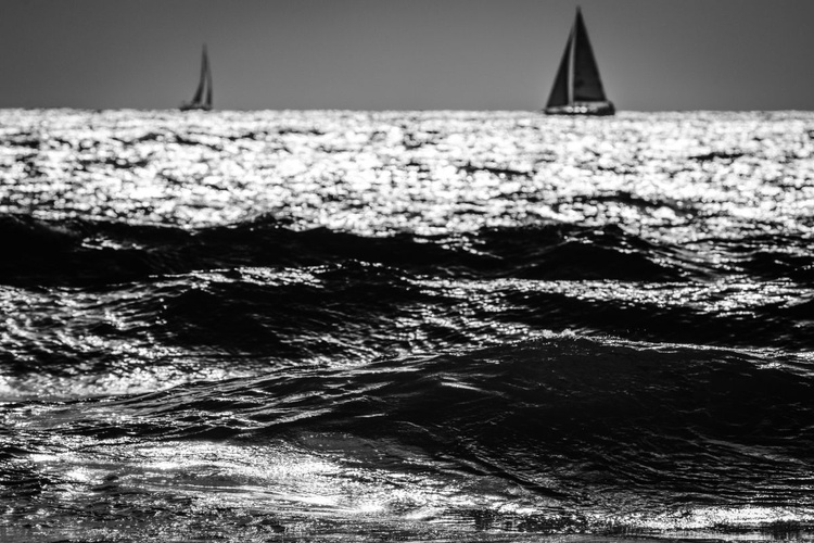 """Two Sailboats"" - Image 0"