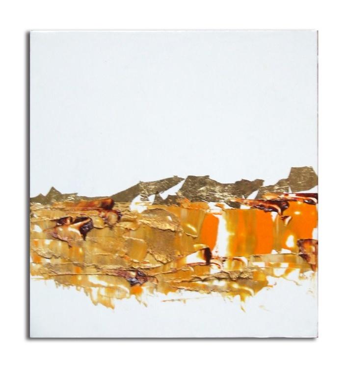 Abstract No III / Mixed media - Image 0