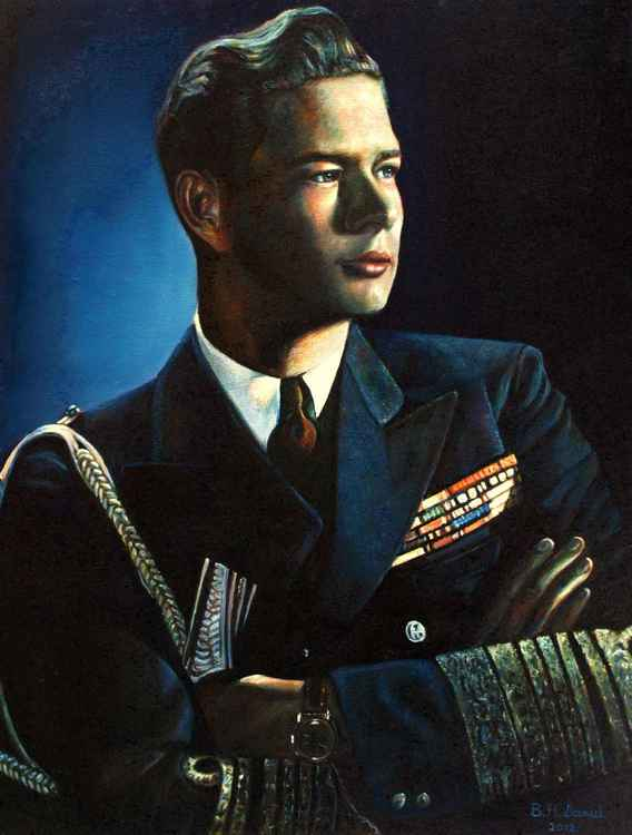 Mihai, King of Romania -