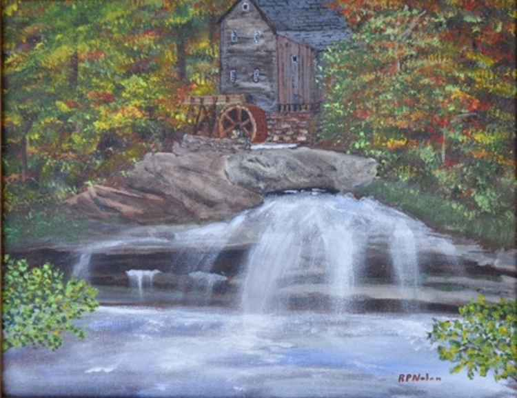 Grist Mill -
