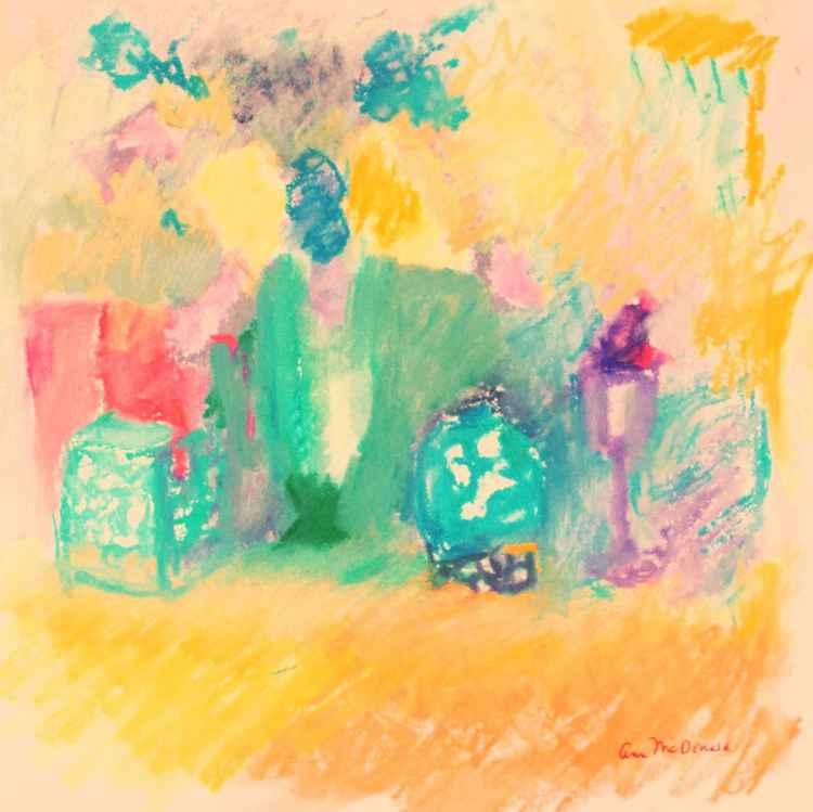 Flowers on Table IV -