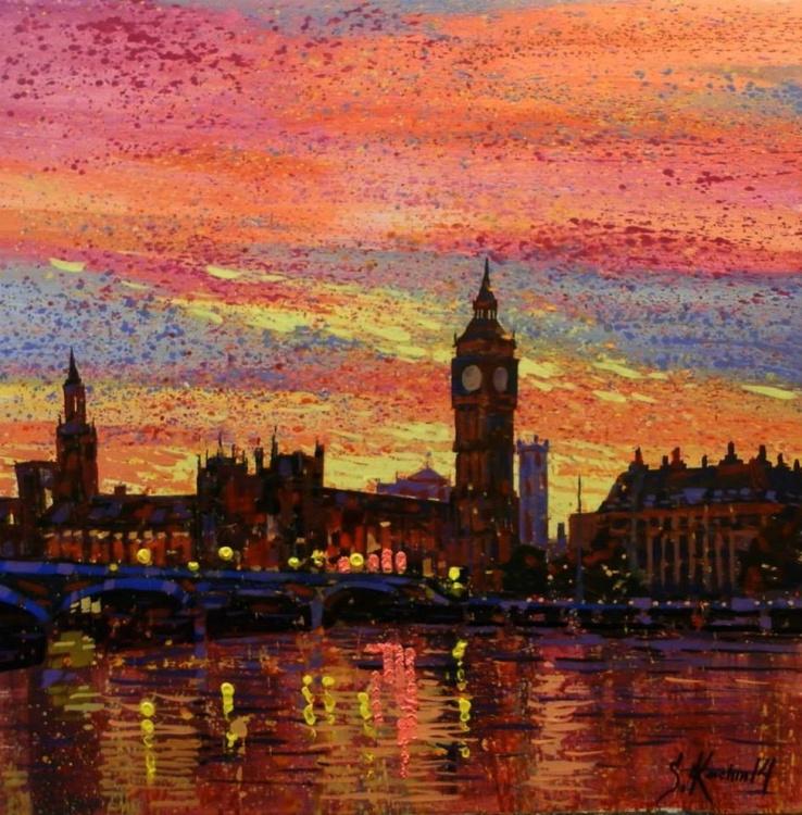 London, sent from the UK Office Artfinder - Image 0