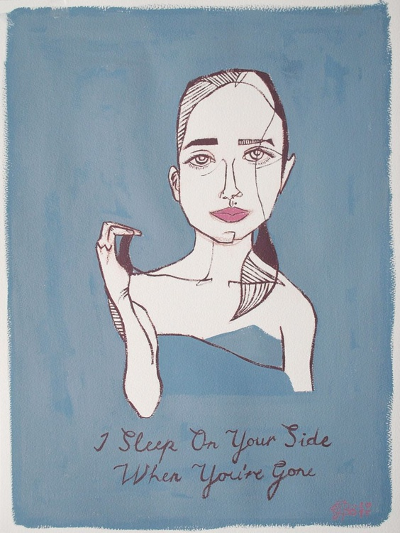 I Sleep On Your Side When You're Gone - Image 0