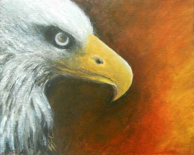 Eagle Spirit - Strength -