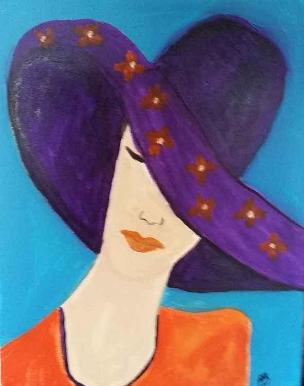 """Purple hat"" -"