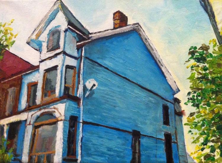 Blue House - Image 0