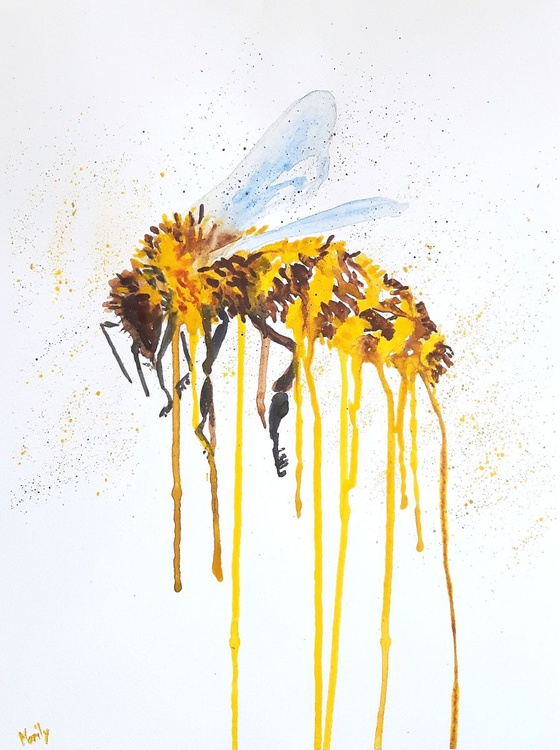 """Honey bee"" - Image 0"