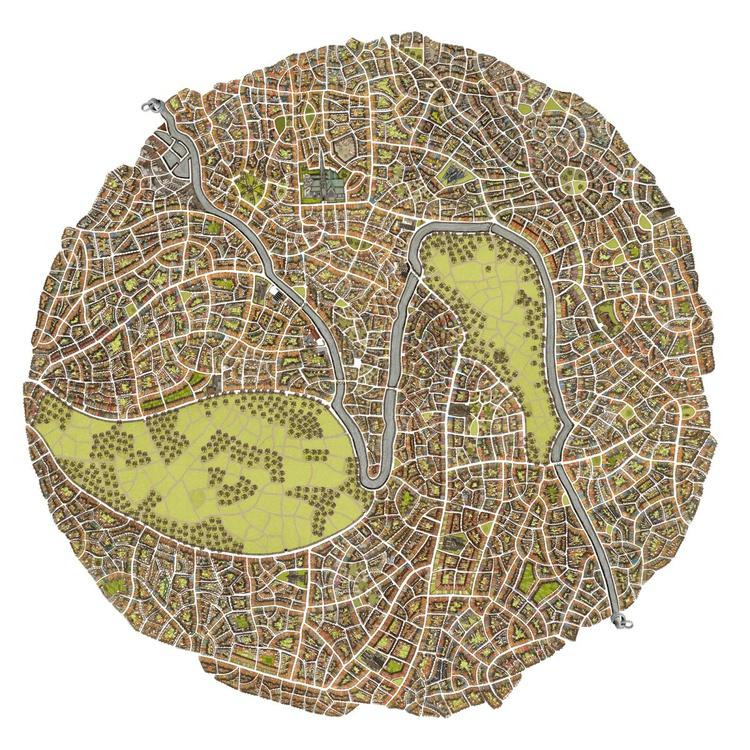 Circular City - Image 0