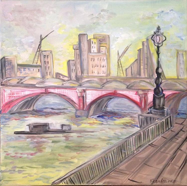 London, Blackfriars Bridge - Image 0