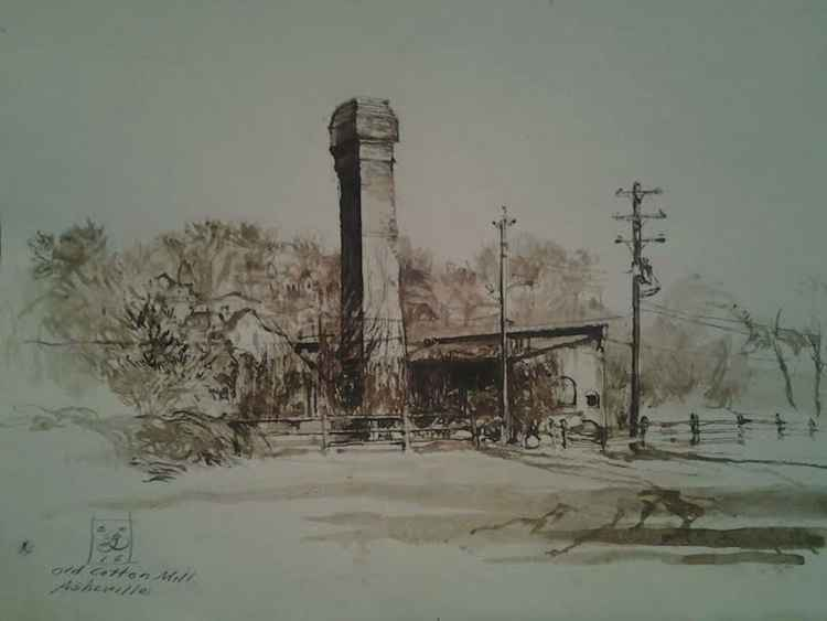 Old Cotton Mill -
