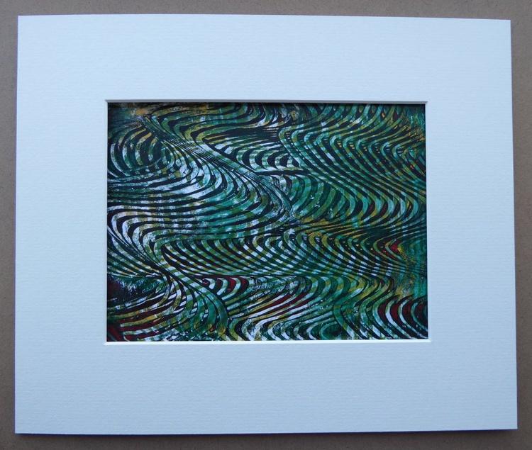 Green waves - Image 0