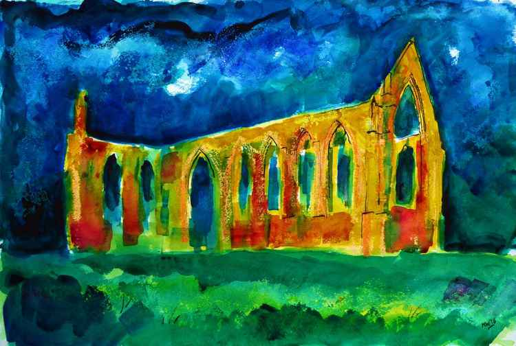 'Bolton Priory, Bolton Abbey' -