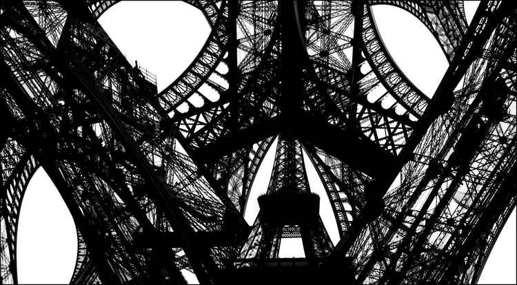 Tour Eiffel 'Intercourse' #1 -