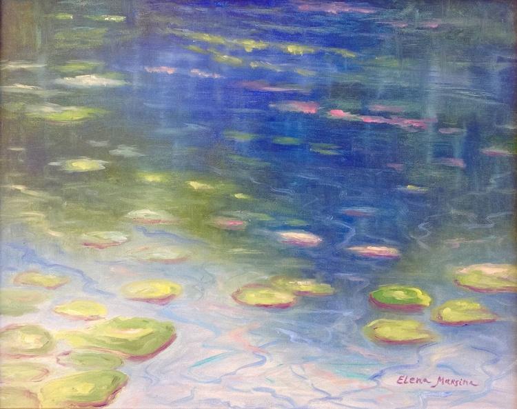 Peaceful pond - Image 0