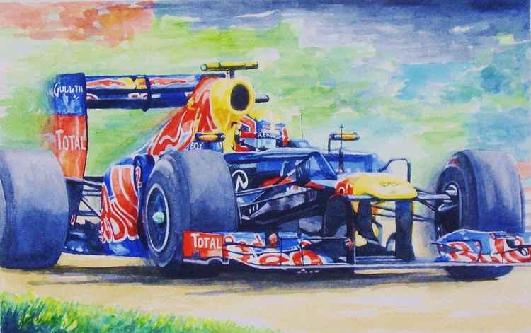 Mark Webber - Red Bull -