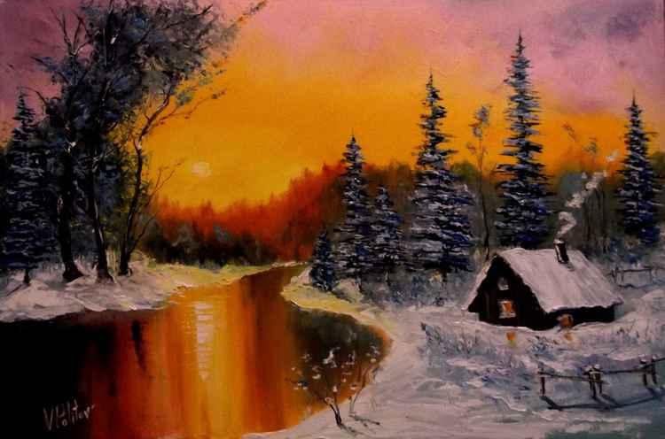 """""""Winter's Tale. """""""