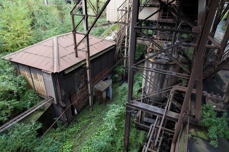 Abandoned factory #3 - Image 0