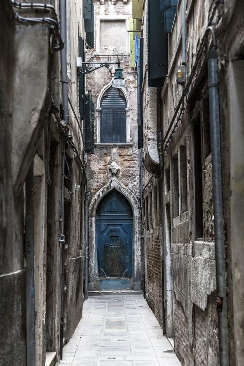 Arabian Door in Venice - Image 0