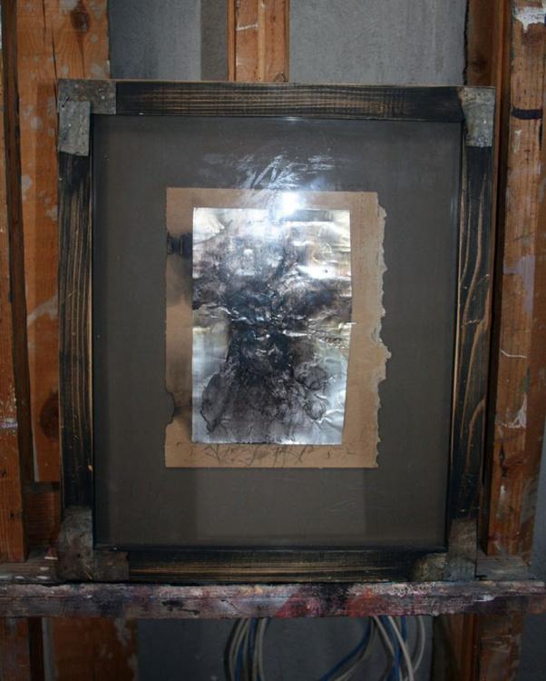LOST ANCIENT DISTURBIA HUMAN FACE ONIRIC FANTASTIC FOUND REALITY BY MASTER KLOSKA - Image 0