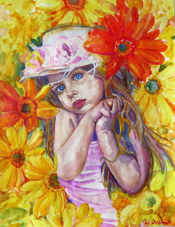 Flower Fairy 2 - Image 0