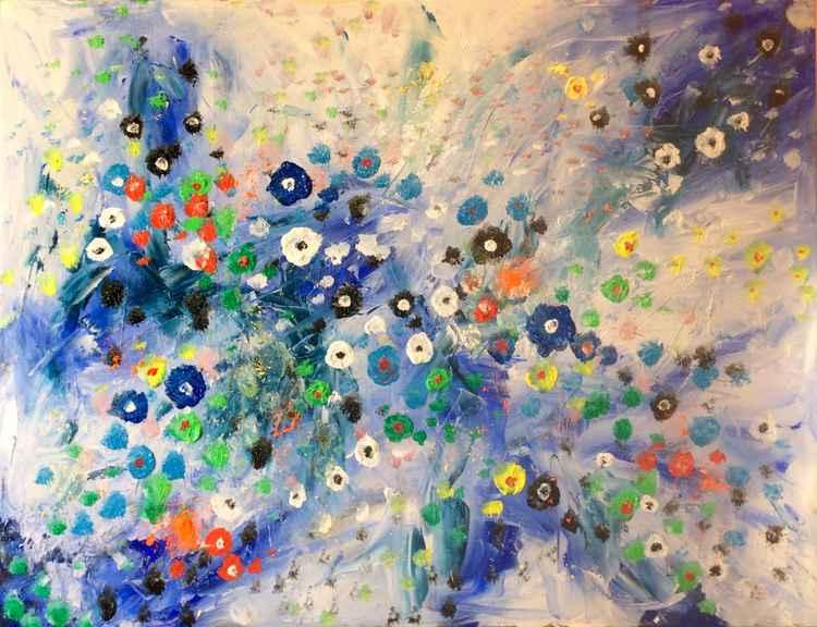 Ocean of flowers 5