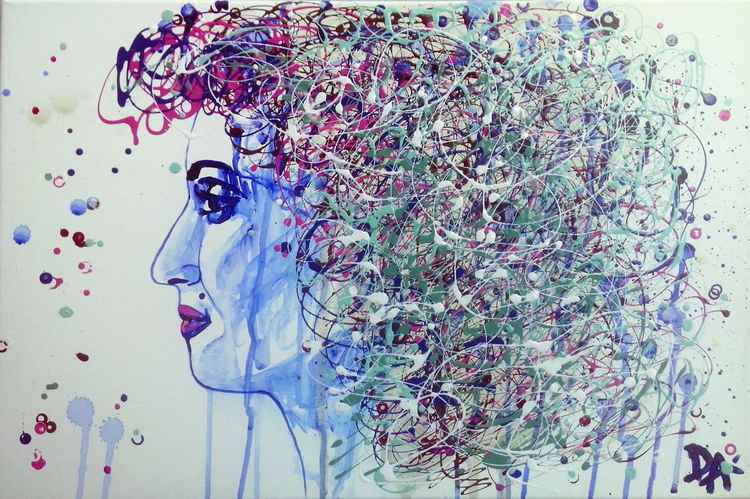 34. The first conscious self-portrait ever