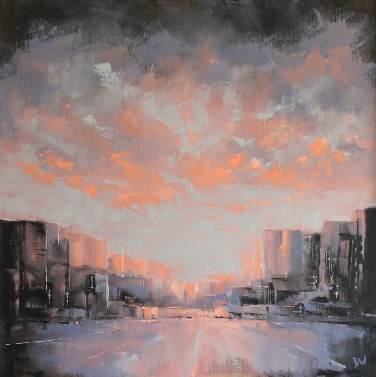 'Coral Sky' - Image 0