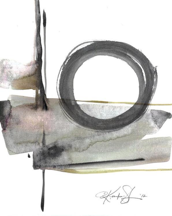 Enso Abstraction Series . No.112 - Image 0