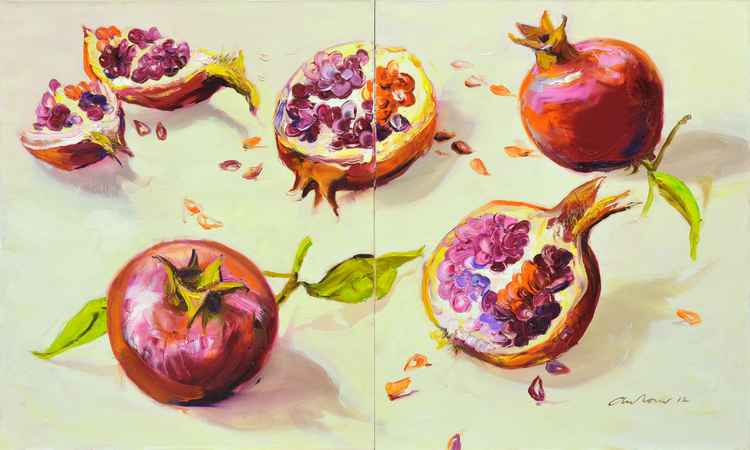 Pomegranate -
