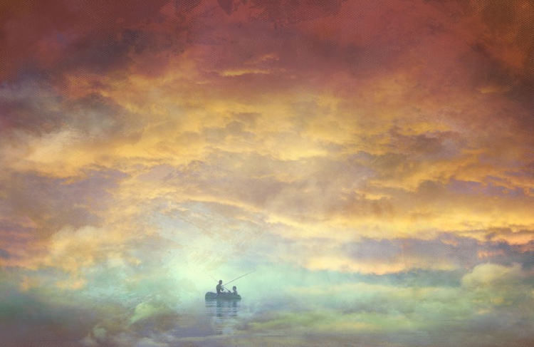 Floating in the sky - Image 0