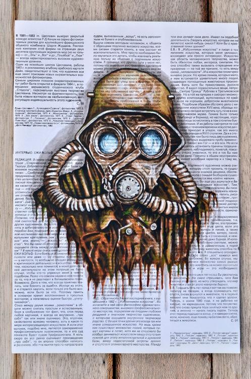 Doomsday Gas Mask - Image 0