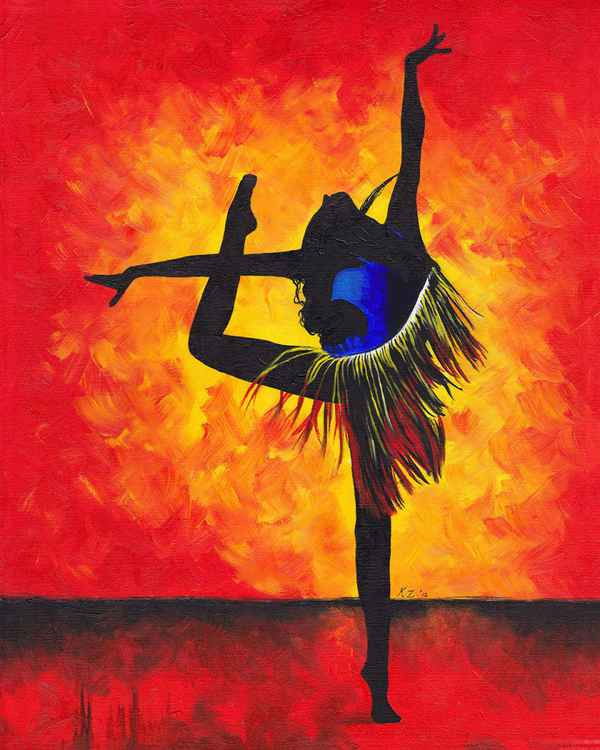 Brasilia (DANCER SERIES) -