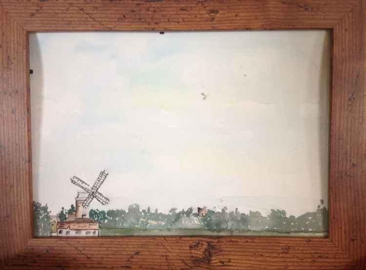 Norfolk landscape -