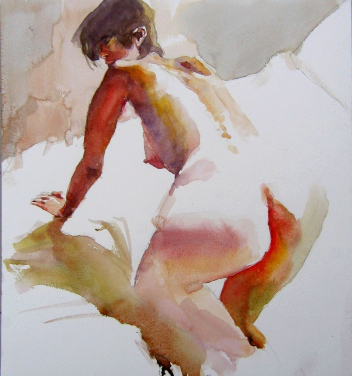 nude alone II - Image 0