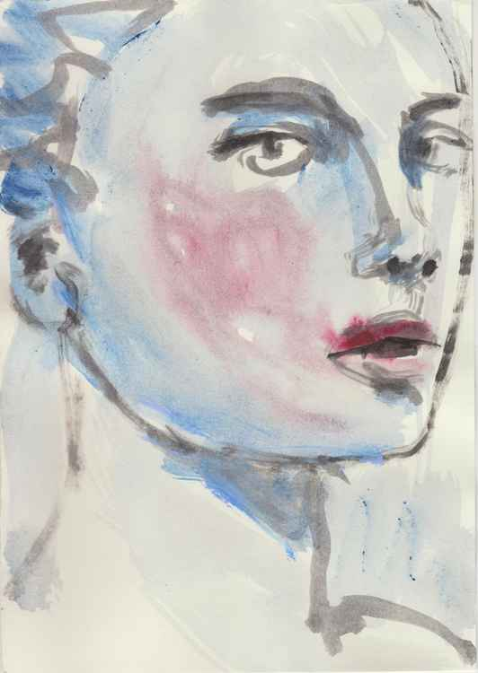 Female Portrait 020616/2 -