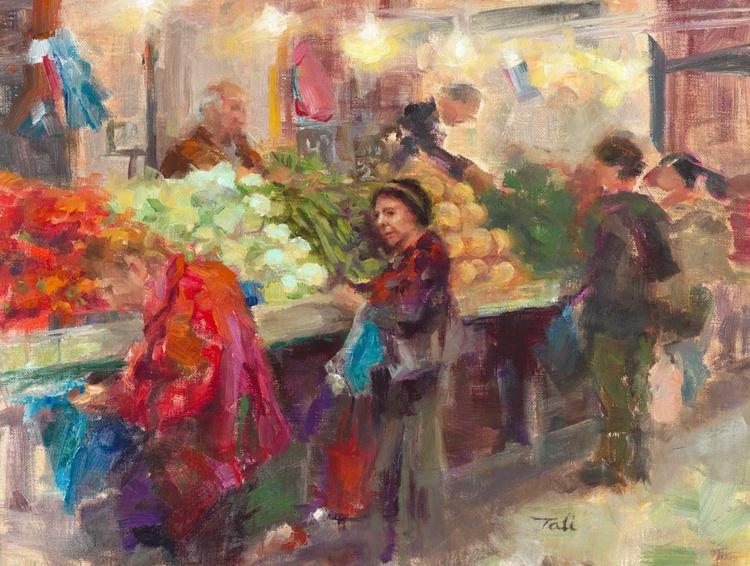 Shuk Mahane Yehuda - market contemplation - Image 0