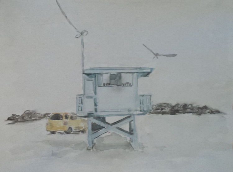 Beach Hut - Image 0
