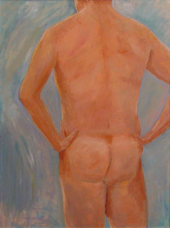 Nude Male Torso - Image 0