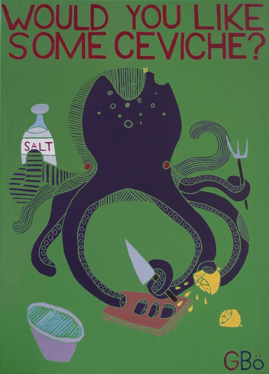 Would You Like Some Ceviche? - Image 0