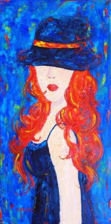 Portrait of a Woman -