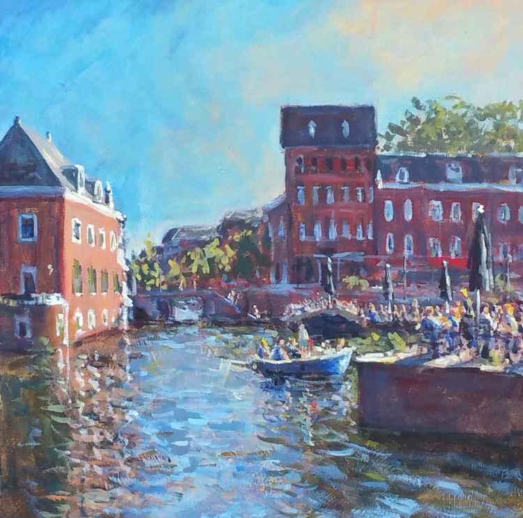 Old Leiden -