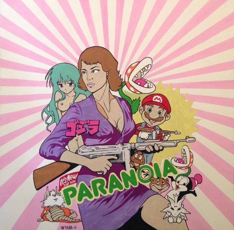 PARANOIA - Image 0