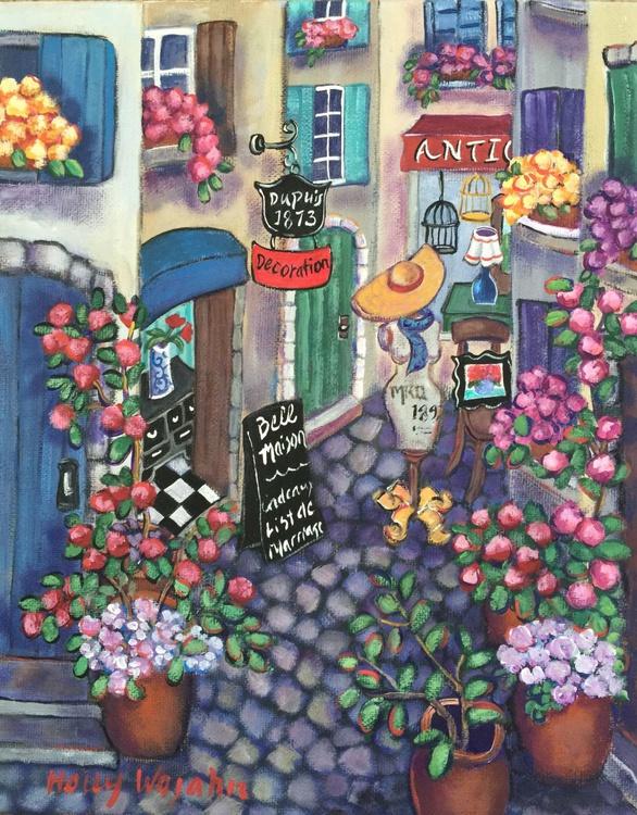 """""""Un Belle Rue du Provence"""" - Image 0"""