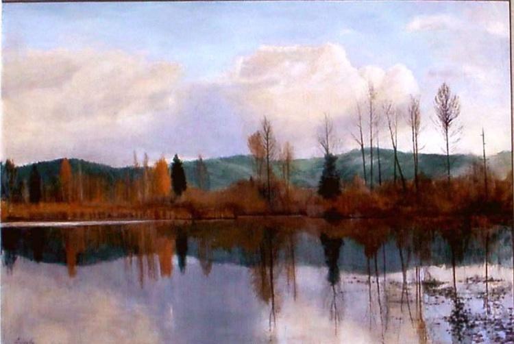 Tranquil Pond - Image 0
