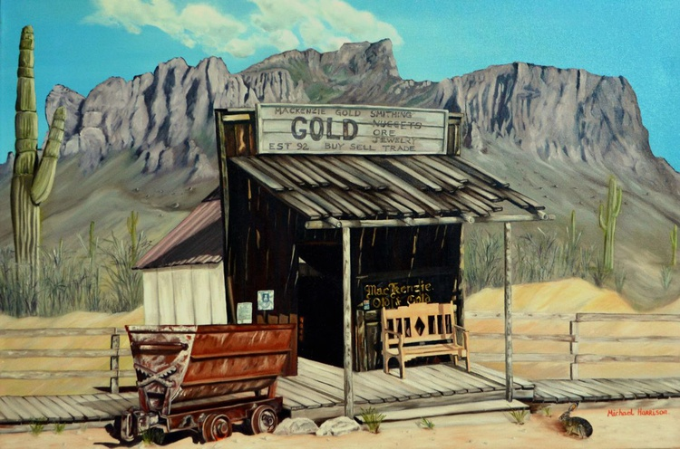 Gold Town - Image 0