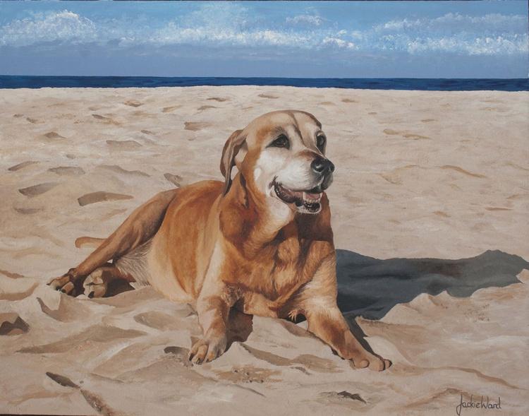 On the Beach - Image 0